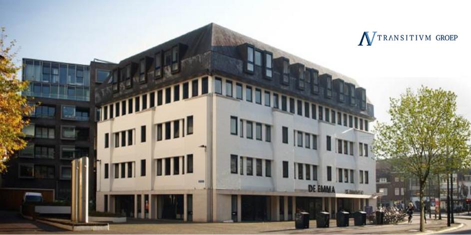 kantoor eindhoven met logo