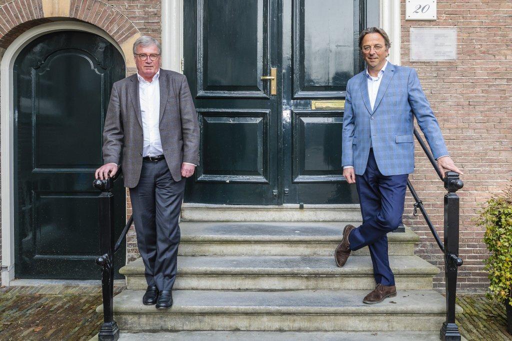 Arie-Paul Eijkelenboom en Rutger Koopmans